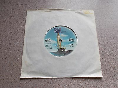 """CCS - Tap Turns On The Water/Save The World. 7"""" Vinyl single (1971)"""
