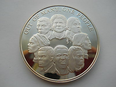 ' Huge Extra Rare Silver Coin Caribbean Island Nation Jamaica Great Gift 1979