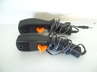 Vintage Scalextric Handsets Controllers x2