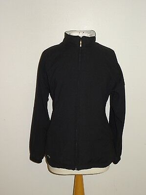 PING - Ladies BLACK GOLF JACKET - Size 12 - LOVELY