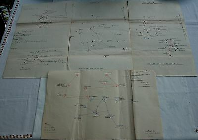 Original WW1 Royal Corps of Signals Training Documents 15 May 1918 Sgt HW Powell