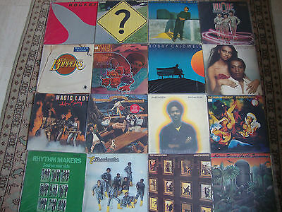 """Vinyl record collection, 1200 LP & 12"""" & 7"""" Soul, Funk, Disco, Jazz All Listed"""