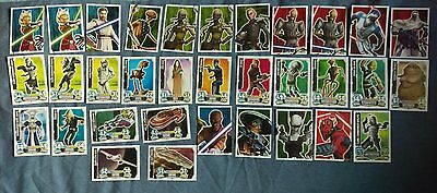 Star Wars Clone Wars Force Attax card bundle - 33 cards mint condition