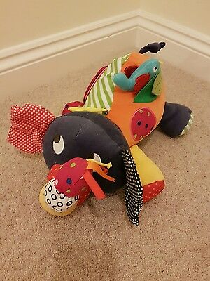 Mamas and Papas Elephant Interactive Activity Toy - excellent condition