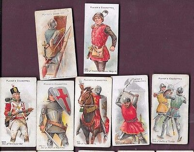 7 Players Arms And Armour 5,13,16,14,21,29,46
