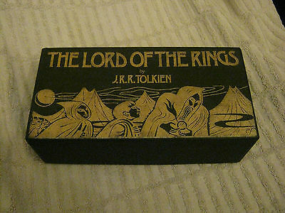 Tolkien's The Lord Of The Rings 13  Cassette Tape Audio Box Set BBC Radio.
