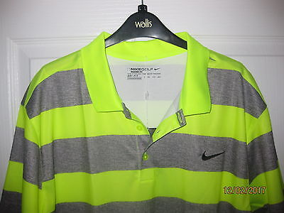 BNWT - Nike mens Golf polo shirt - XXL