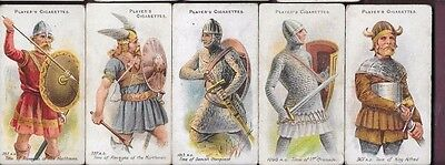 Players Arms And Armour 11,6,7,9,10
