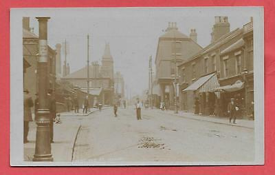 Hanley, Lichfield Road, Town Centre Street Scene, Animated Rp.
