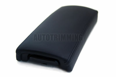 Toyota Prius Center Console Armrest Synthetic Leather cover Black for 2004- 2009