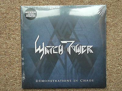 Watchtower Demonstrations In Chaos (New & Sealed 180Gram Coloured Vinyl) Lp