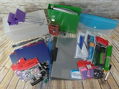 Mixed Lot New & Used Home, Office, School, Business Supplies Huge Lot of Items