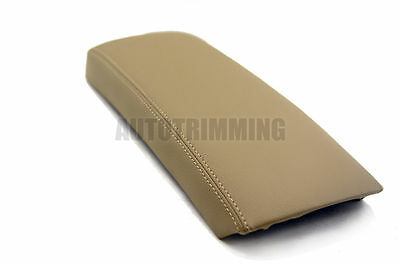 Toyota Prius Center Console Armrest Synthetic Leather cover Beige for 2004- 2009