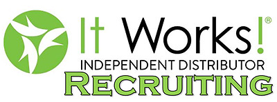 DOMAIN BUNDLE - itworksrecruiting.ca and itworksgreens.ca