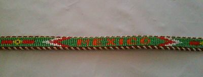 Kids Belt Beaded MEXICO 30 Inch
