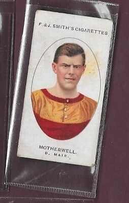 Smiths Football Club Records 15 Motherwell