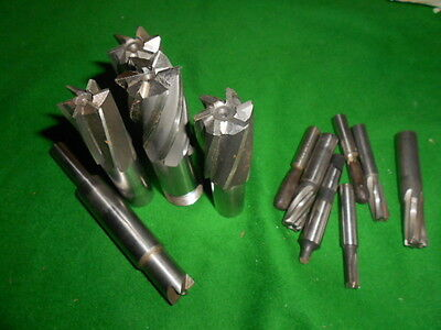 A Lot Of Engineering End Mills