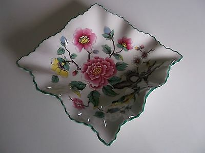 Old Foley Chinese Rose dish