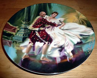 """"""" Shall We Dance """" from the King and I by William Chambers."""
