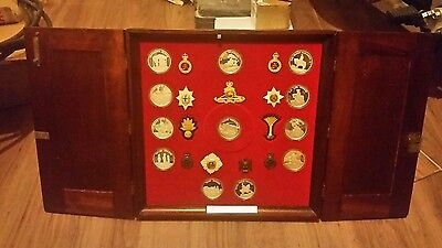 queens guards silver coins set