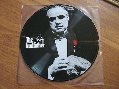 """The Godfather Ost 12""""lp  Picture Disc Rare Promo"""