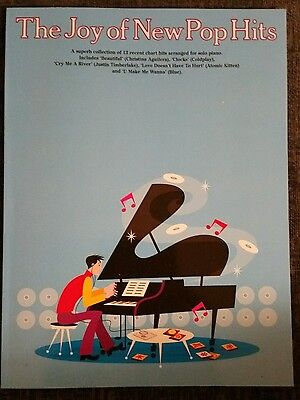 The Joy of New Pop Hits by Music Sales Ltd (Paperback, 2003)