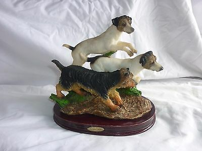 "The Juliana Collection ""Hunting Terriers"""