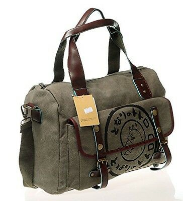 My Neighbor Totoro Canvas Shoulder Messenger Handbag shoulder package bag