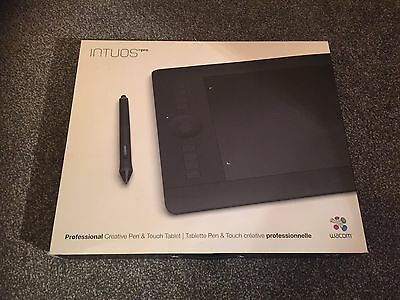 Wacom Intuos Pro Graphic Tablet