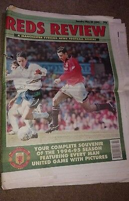 Manchester United 1994-5 season review