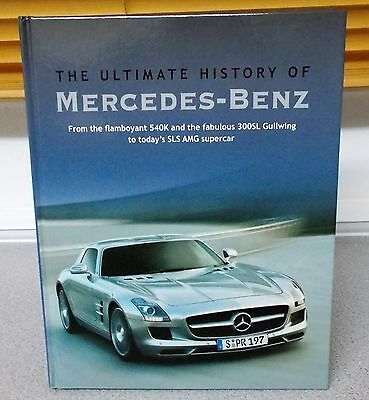 The Ultimate History Of Mercedes Benz - Trevor Legate