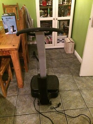 Power Trainer Vibration Plate