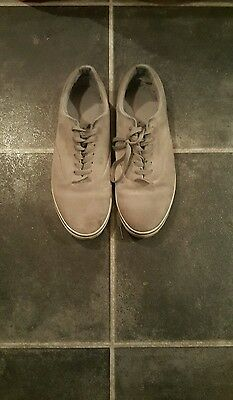 Mens All star canverse shoe, Grey ,size 9