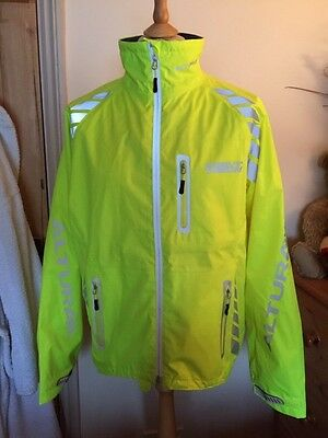 Altura Night Vision Men's Cycling Jacket L Fluorescent Yellow