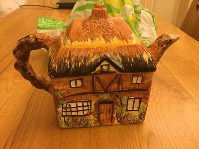 Price Bros country cottage teapot
