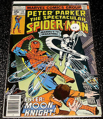 Peter Parker Spectacular-Spiderman 22 (4.0) - $3.99 One Time Shipping