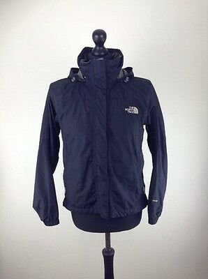 No. 269 Women's Used Black The North Face Jacket In Size S/P