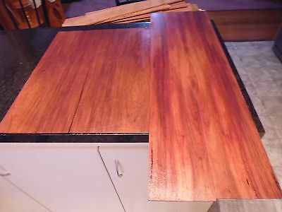 Exotic CRAFT-N-TONE G90)  MADAGASCAN ROSEWOOD  Luthier Tonewood or Craftwood