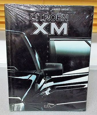 Citroen Xm From Idea To Launch Book - Sealed