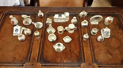 Crested China Collection