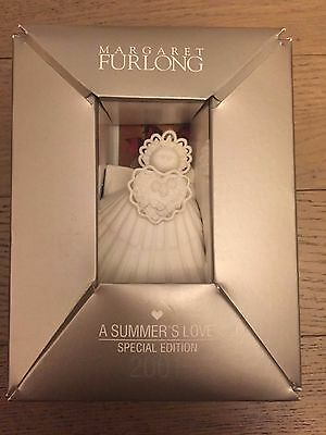 """Margaret Furlong """"A Summer's Love"""" Special Edition 2001 Box/w stand"""