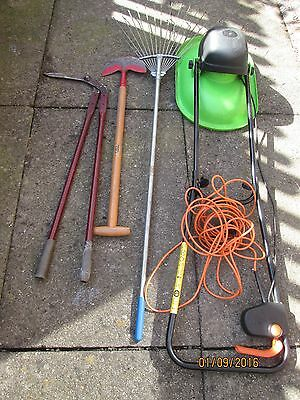 Lawn mower and garden tools GRAB A BARGAIN