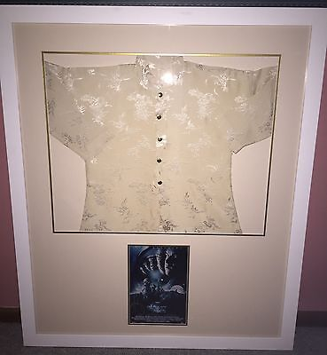Screen Used Ape Costume Used In The Blockbuster Movie Planet Of The Apes Signed.