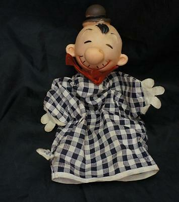 VTG c1950's GUND MFG CO HAND PUPPET KING FEATURES SYNDICATE INC. POPEYE WIMPY