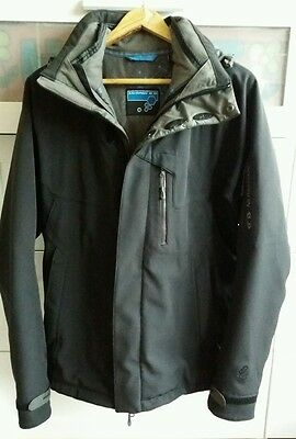 Salomon ski jacket size Medium M shell
