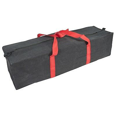"""New 24"""" Heavy Duty  Canvas Tool Bag  For Tools Storage Bags Uk High Quality"""