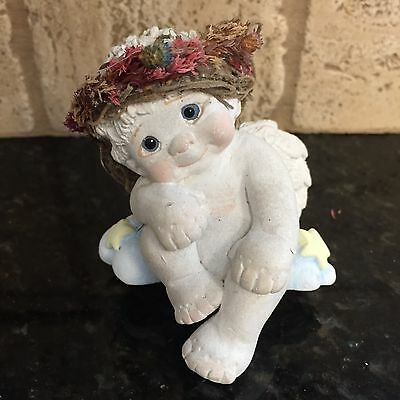 """Vintage 1996 Dreamsicle """"Wishing and Hoping"""" Cast Art Industries"""