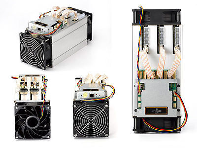 Antminer S7 4.86Th/s Rare 162 chip version