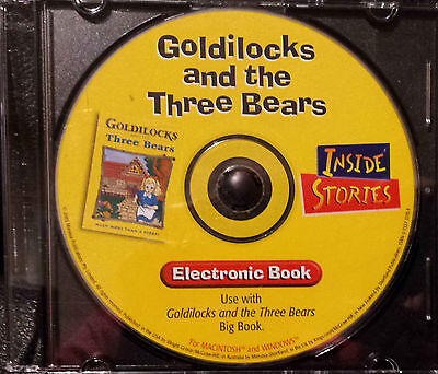 Goldilocks and the Three Bears Electronic Book