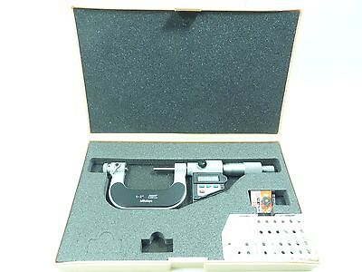 Mitutoyo  Micrometer  Outside  Thread..# 326- 172 - 10 ...1 - 2 .digimatic